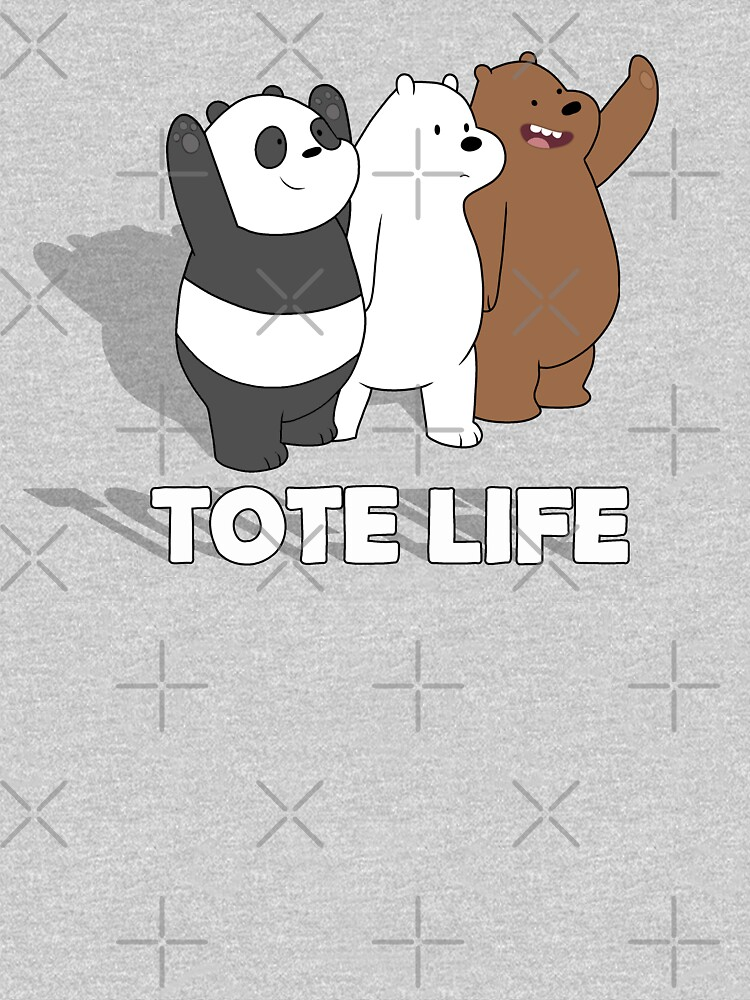 We Bare Bears - Tote Life by ValentinaHramov