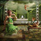 Green Serenade by Oxana Zuboff