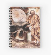 Westminster's Shakespeare Spiral Notebook