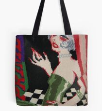 Come This Way Tote Bag