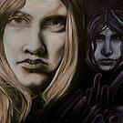 Lonliness creeps by James  Guinnevan Seymour