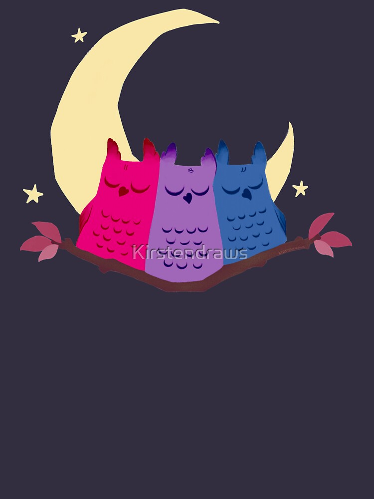 Bisexuowls by Kirstendraws