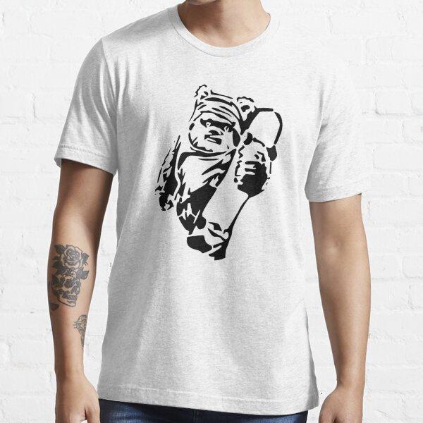 Jawa Skateboarder Stencil Essential T-Shirt