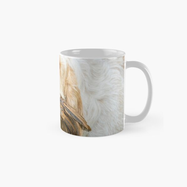 Pheasant Feathers Spinone Classic Mug