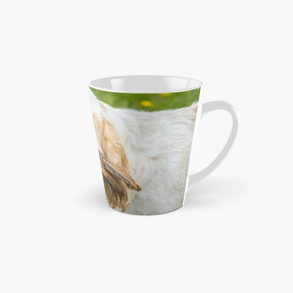 Pheasant Feathers Spinone Tall Mug