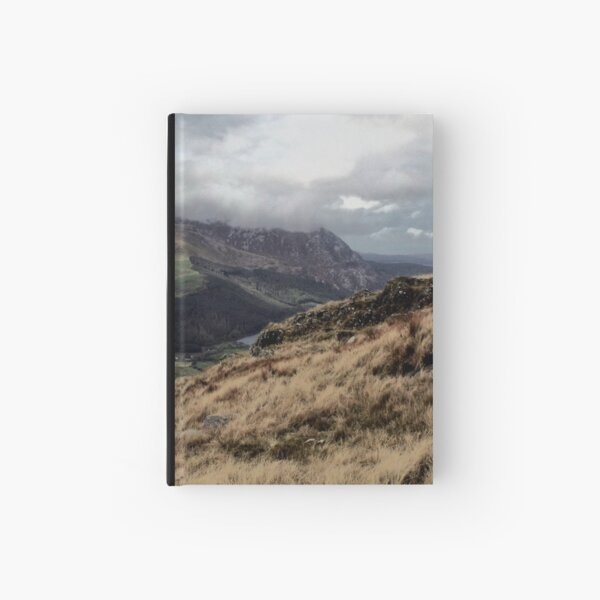 A View From Snowdon Hardcover Journal
