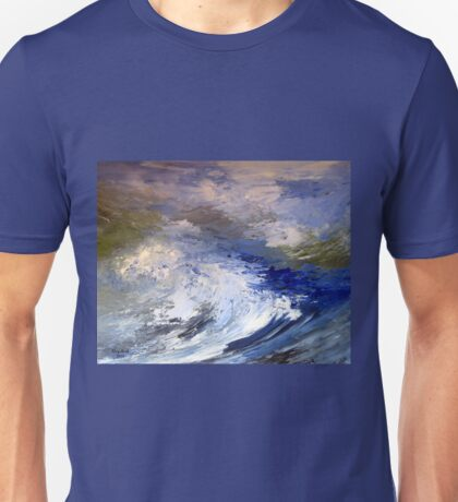 The sea...as it looks to me.  T-Shirt