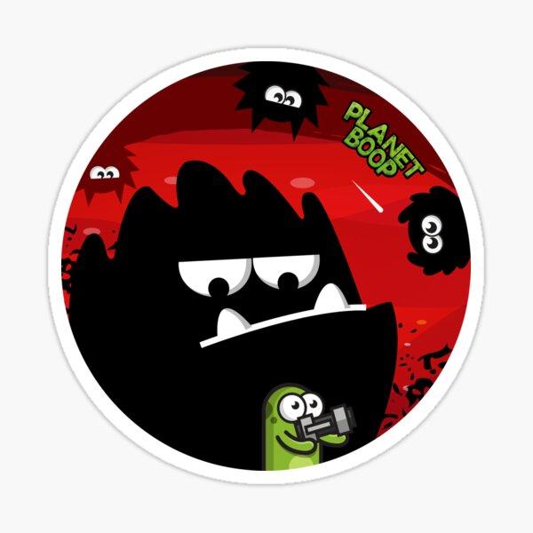Darkie Invasion Sticker