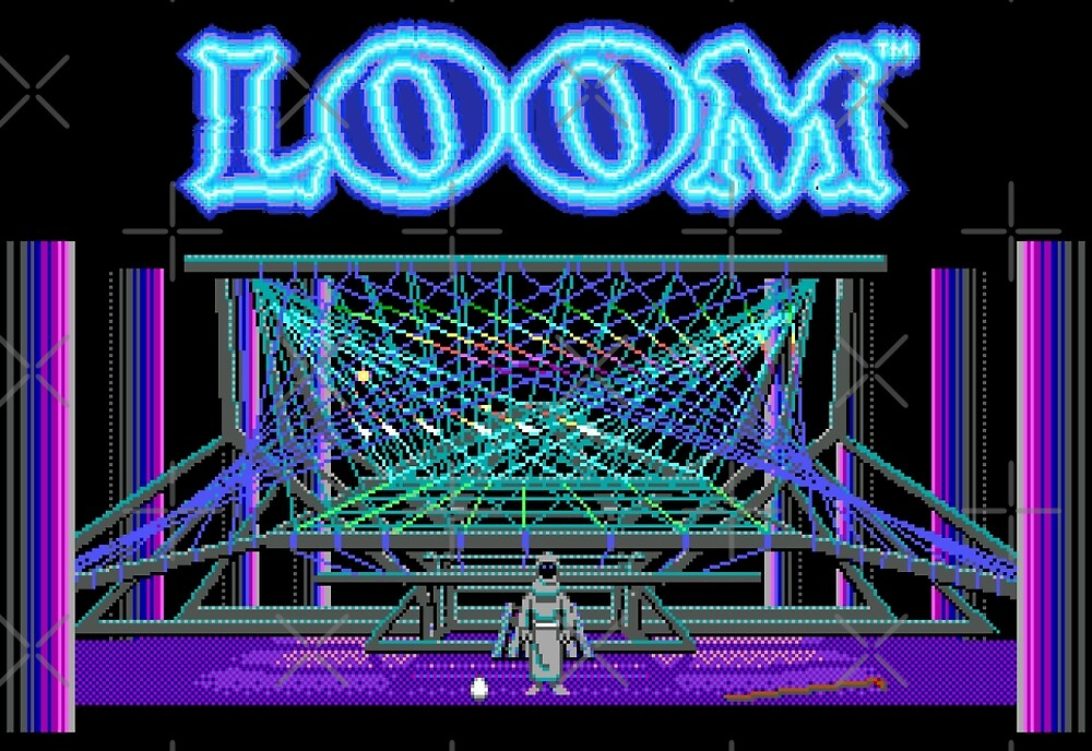 The Loom #02 by themasrix