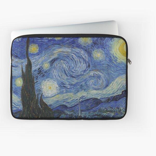 The Starry Night Vincent Van Gogh Laptop Sleeve