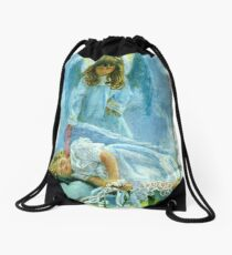 Untitled by Detrick Shaw  Drawstring Bag