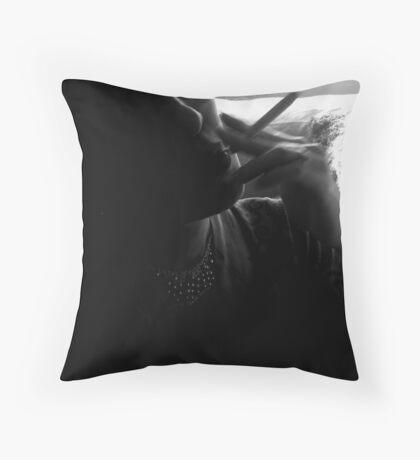 Tricks of the Light Throw Pillow