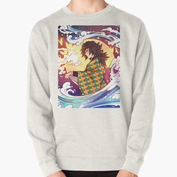 Giyuu Pullover Sweatshirt