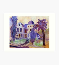 HERITAGE HOUSE Art Print