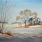 ...but it was always winter in the giant's garden by bevmorgan