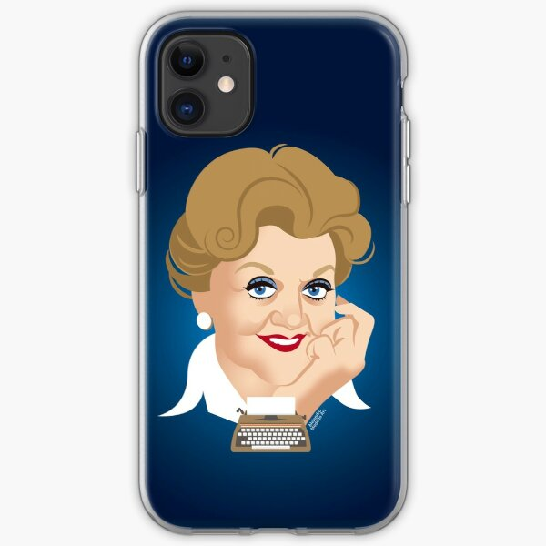 Murder iPhone Soft Case
