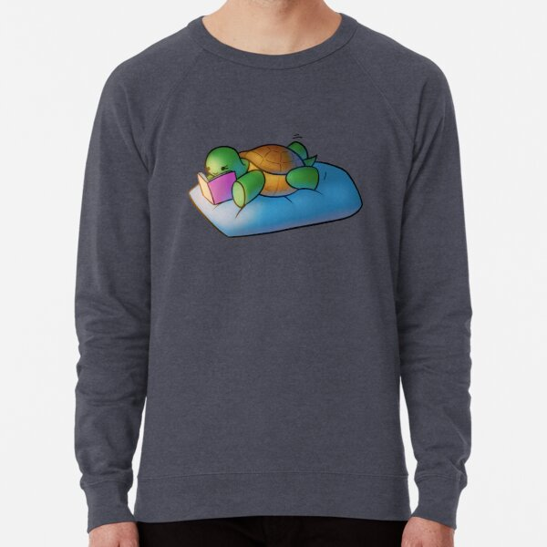 Mathilda's Reading Pillow Lightweight Sweatshirt
