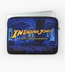 Indiana Jones and The Fate of Atlantis #02 Laptop Sleeve