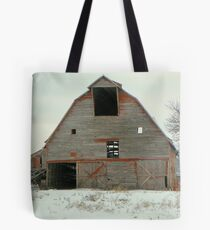 This Old Barn, Needs of some T.L.C. Tote Bag