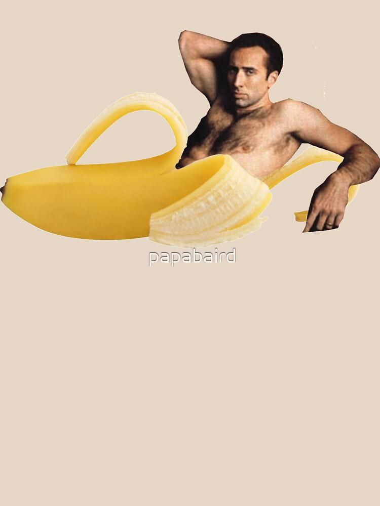 Bananen Käfig von papabaird
