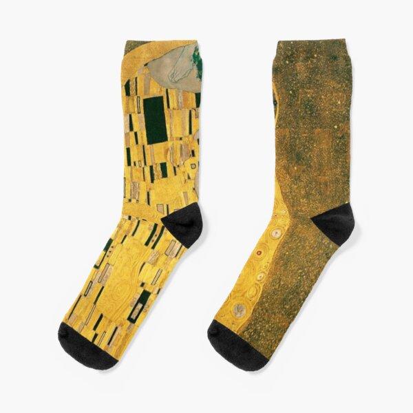 The Kiss Gustav Klimt Socks