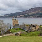 Urquhart Castle by Lynne Morris
