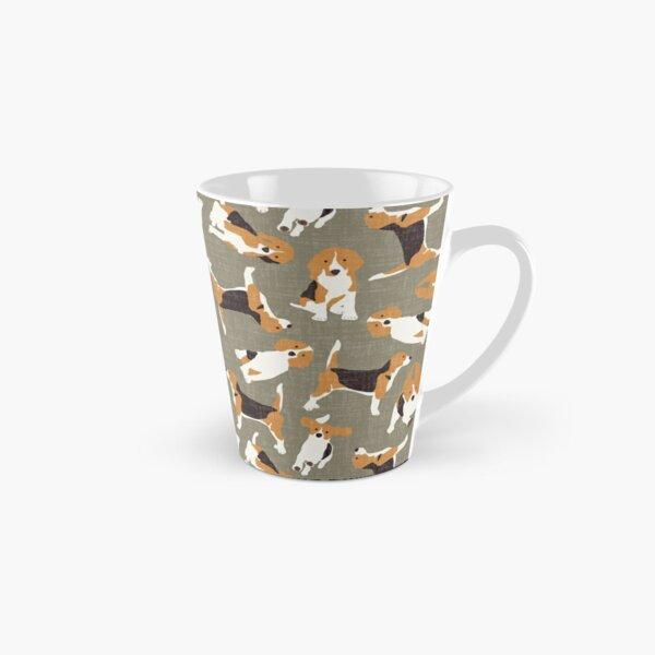 beagle scatter stone Tall Mug