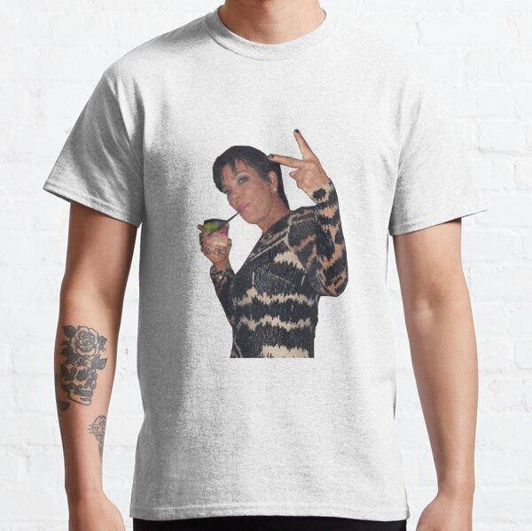 Kris Jenner Peace Sign Classic T-Shirt