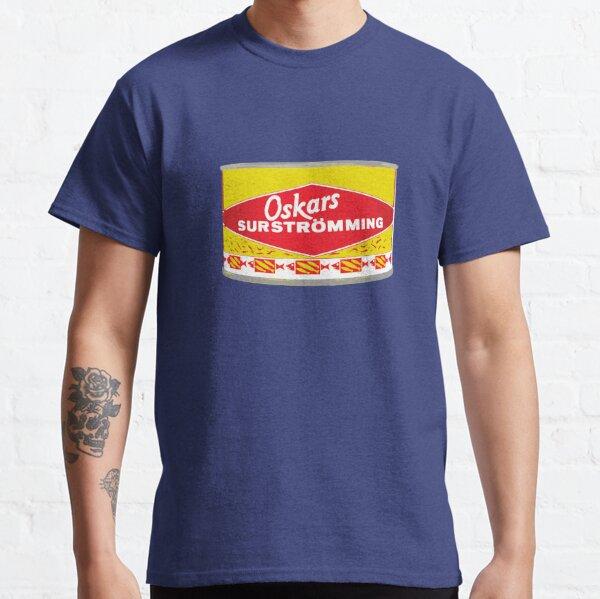 Oskars Surströmming Fermented Fish Tin design Classic T-Shirt