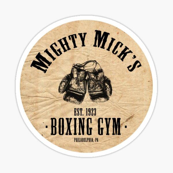 Mighty Micks Pegatina