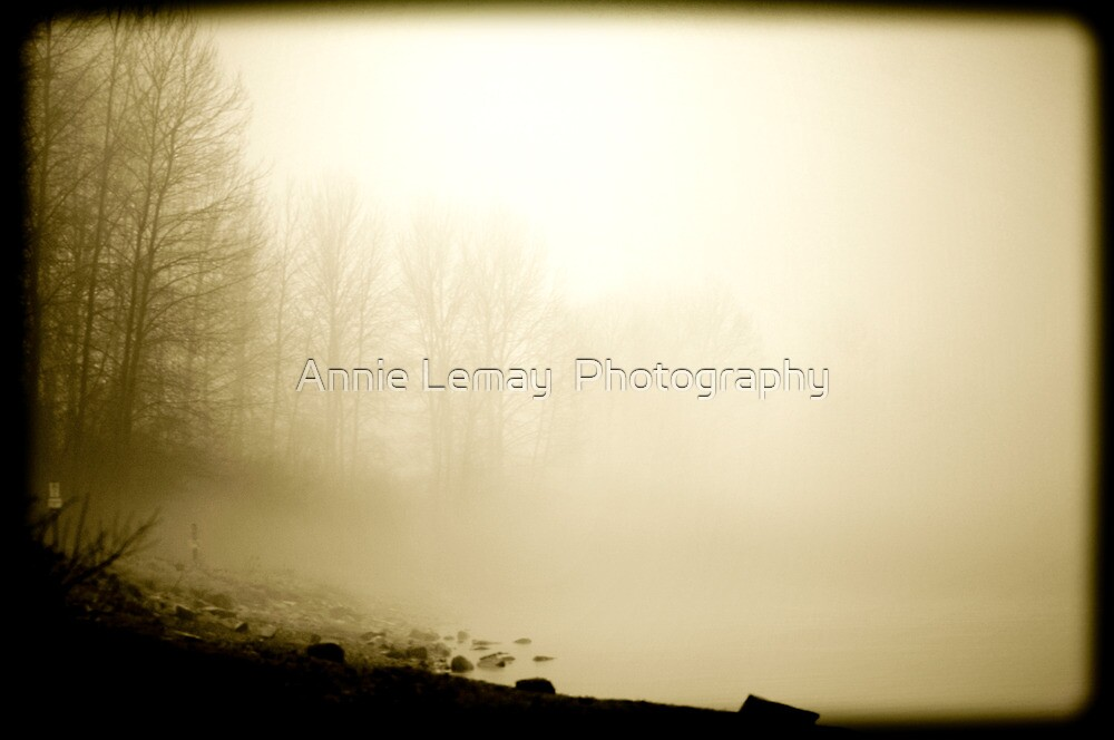 Into Nowhere by Annie Lemay  Photography