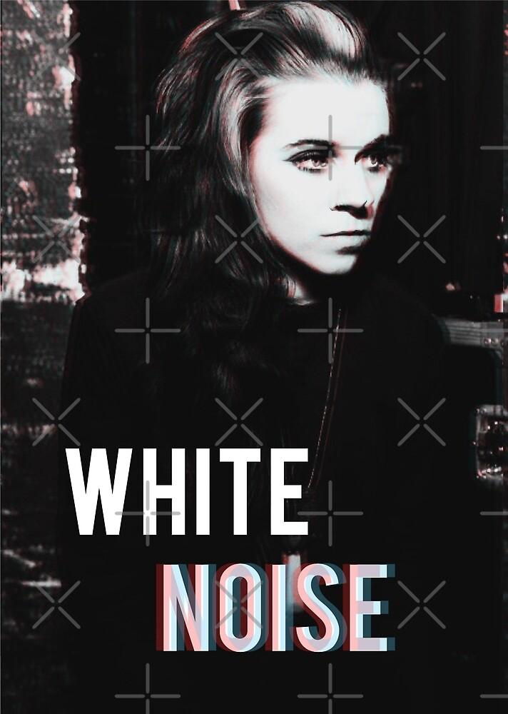 White Noise by JordansAWolf