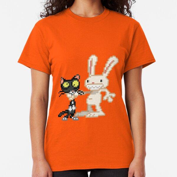 Sam & Max #03 Classic T-Shirt