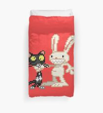 Sam & Max #03 Duvet Cover