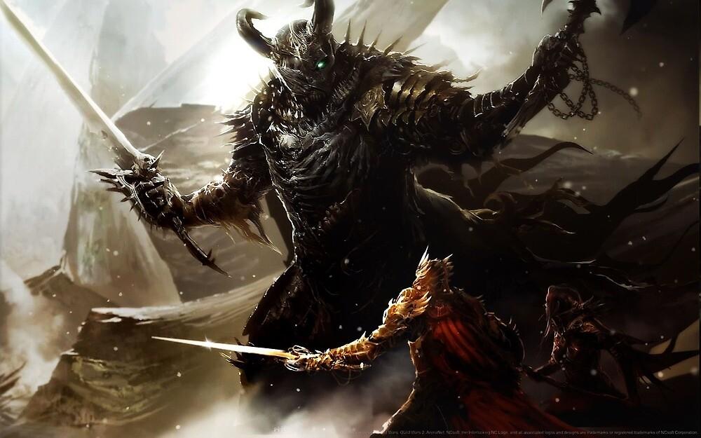 Guild wars 2 by Cyda