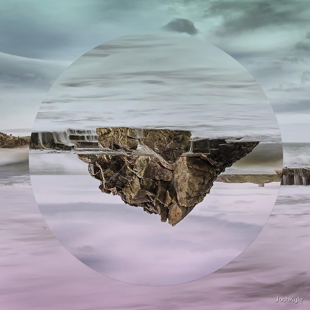 Upside Down Island by JoshKyle