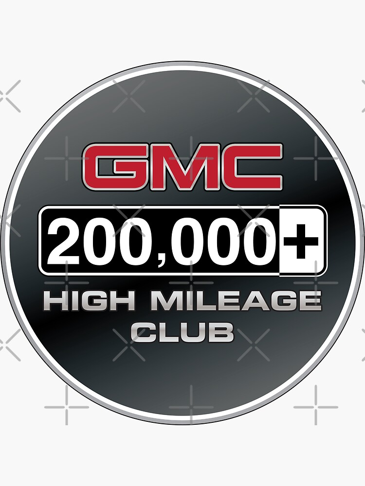GMC High Mileage Club - 200,000+ Miles by brainthought