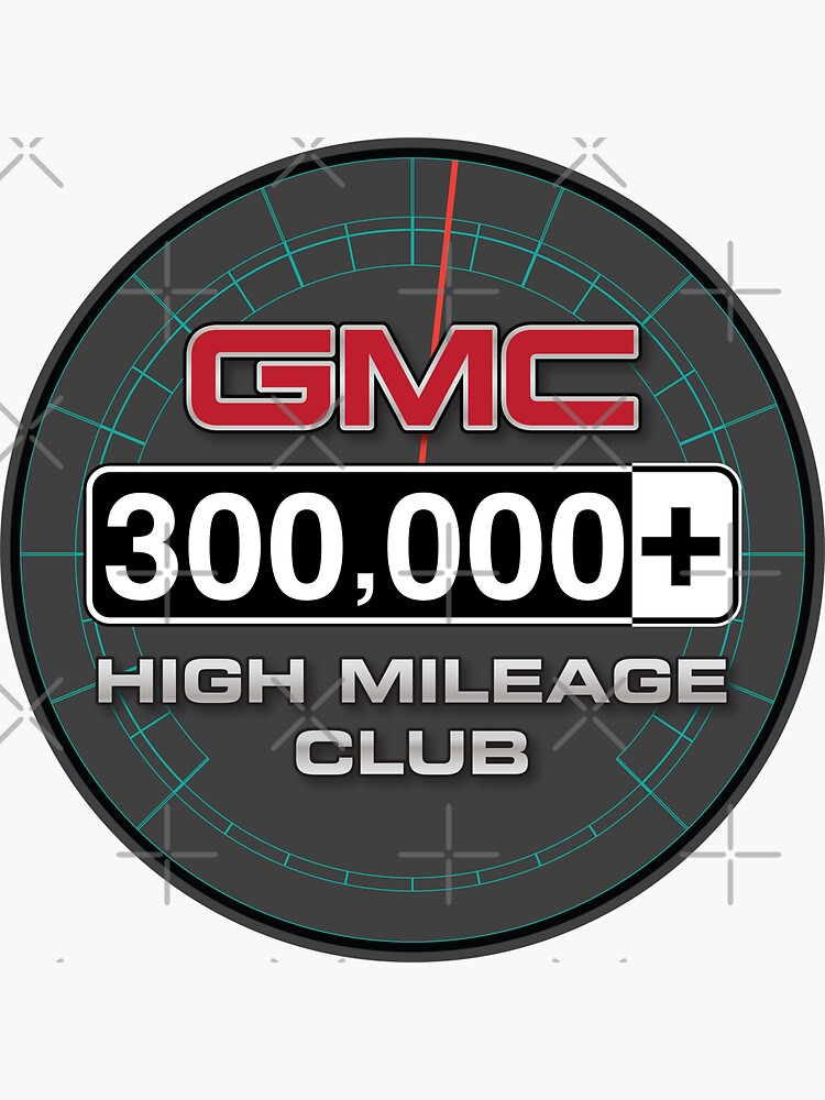 GMC High Mileage Club - 300,000+ Miles by brainthought