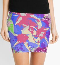 Ipomoeas - Morning Glory Mini Skirt