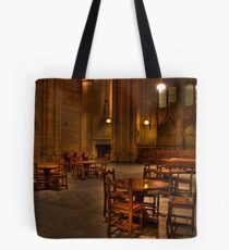 Hushed! Tote Bag
