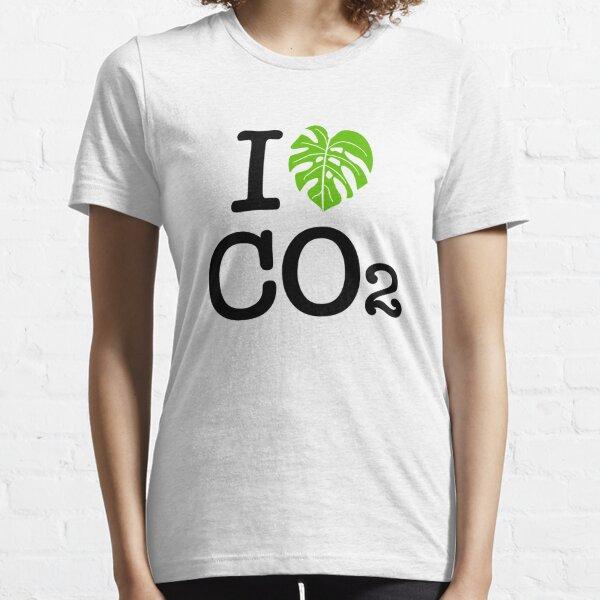 I love Co2 Ich liebe Co2 Essential T-Shirt