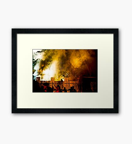 King Taksin Maharat: On Featured: The Groups/chrome-mafia Group Framed Print