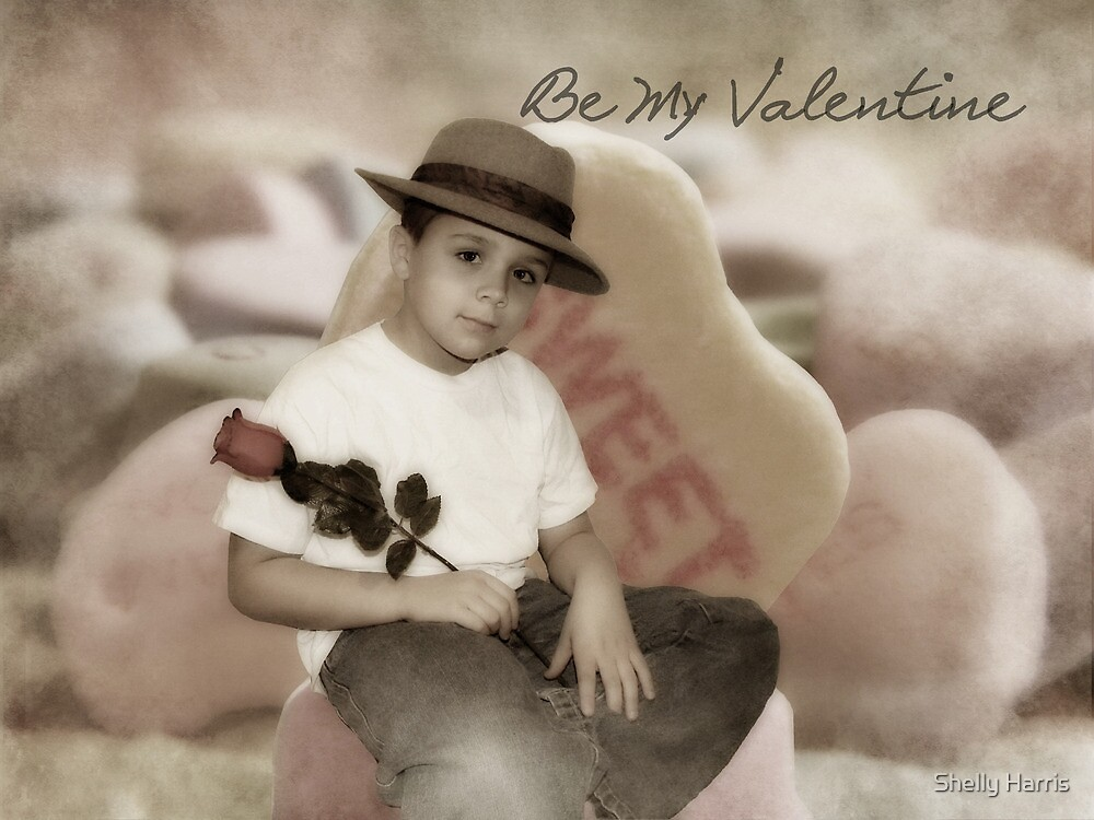 Valentine by Shelly Harris