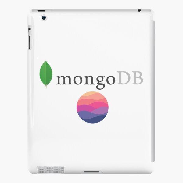MongoDB & Realm Logos iPad Snap Case