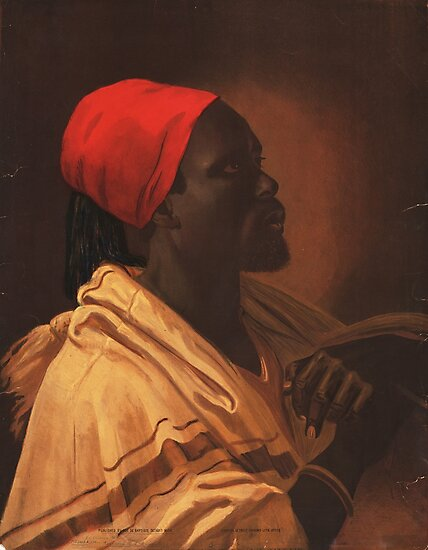 Toussaint L'Ouverture by George DeBaptiste (1870) by allhistory