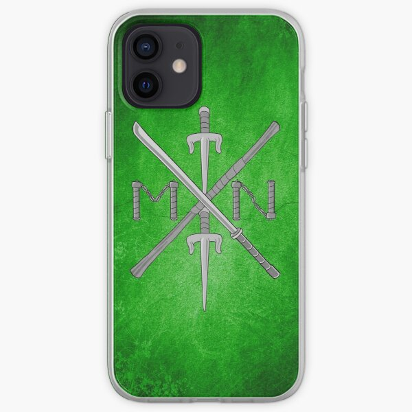 TMNT No Weapons, All Shell iPhone Soft Case