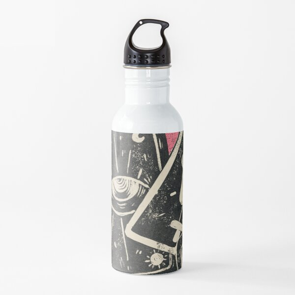 Tarot Cards Water Bottle