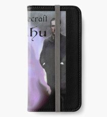H.P. Lovecraft Cthulhu iPhone Wallet/Case/Skin