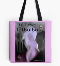 H.P. Lovecraft Cthulhu Tote Bag