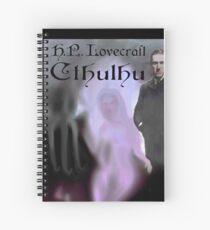 H.P. Lovecraft Cthulhu Spiral Notebook